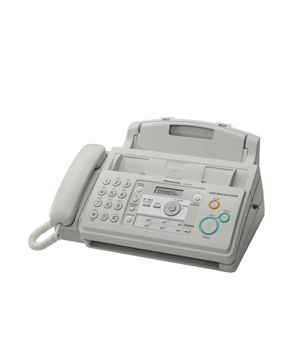 fax machine ratings