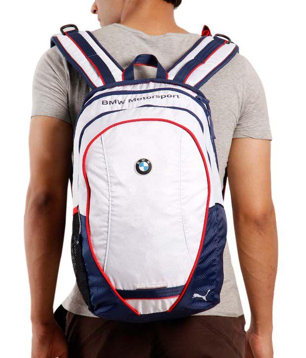 puma backpacks bmw