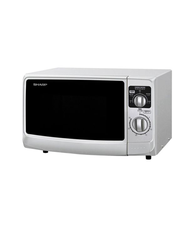Sharp 22ltr R219t Solo Microwave Oven