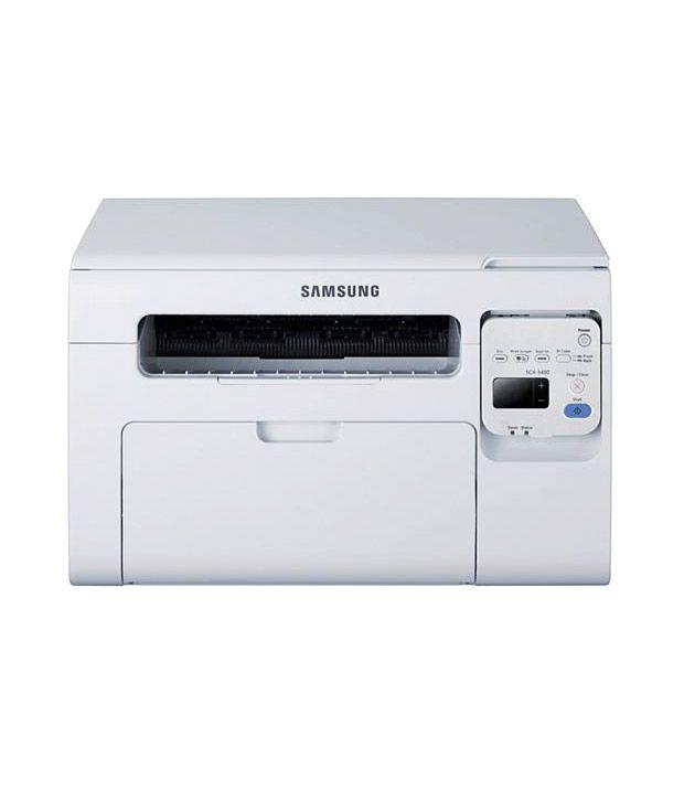 Samsung - SCX 3401 Multifunction Laser Printer