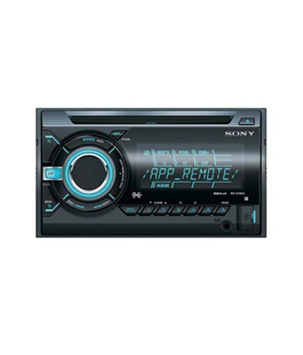 sony wx gt 88ui in car cd player buy sony wx gt