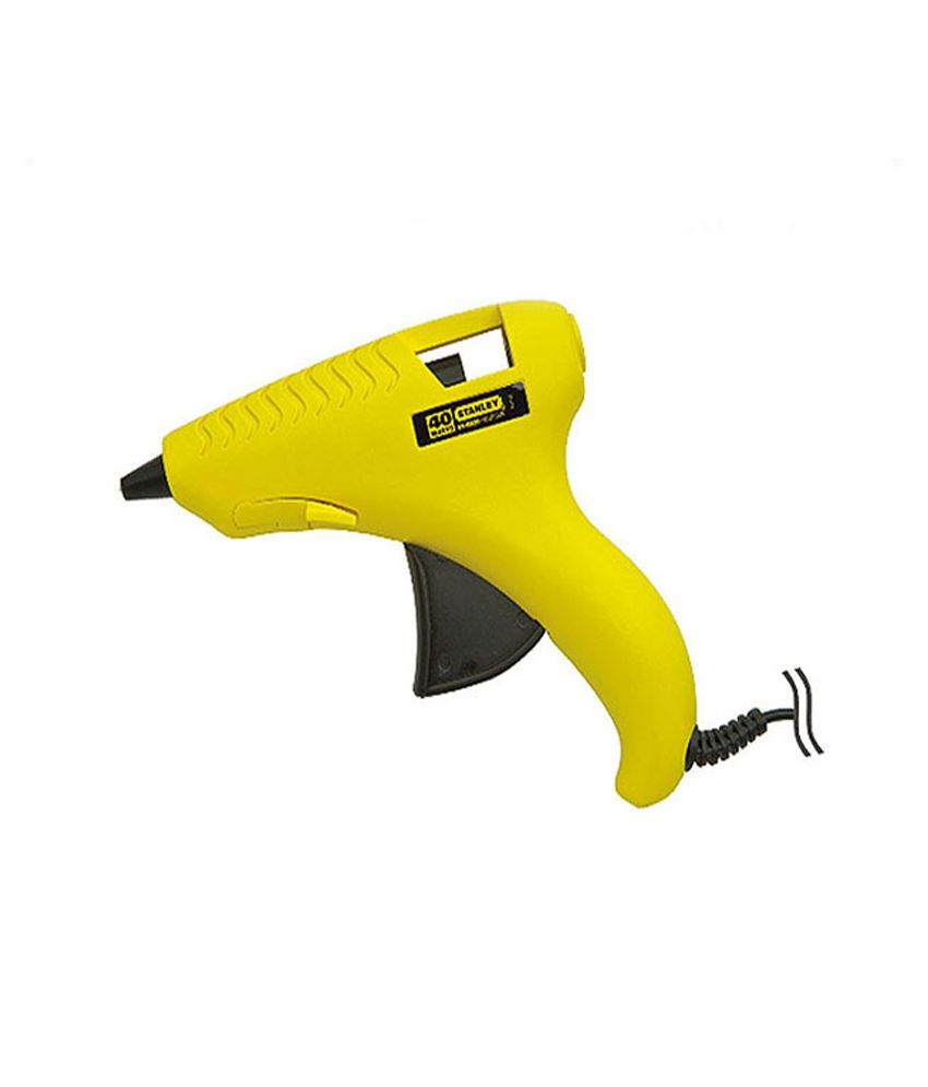 Stanley GluePro Trigger Feed Hot Melt Glue Gun 69-GR20B with 1 Free