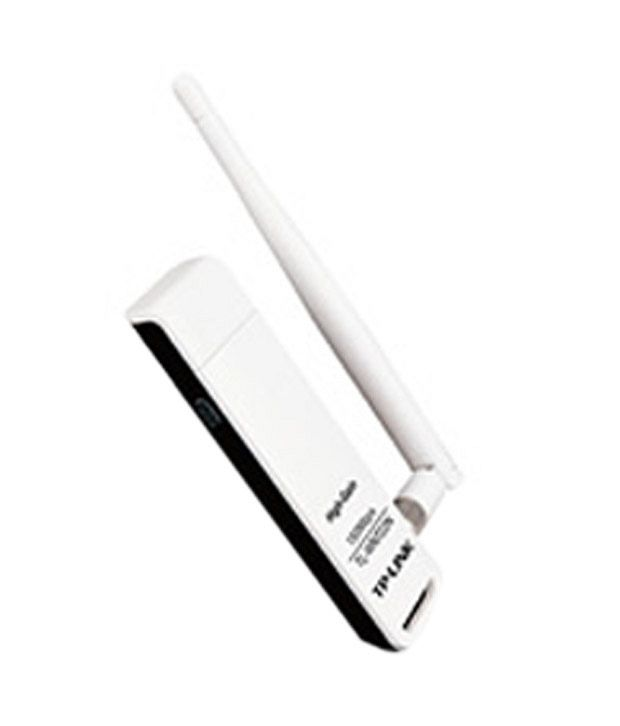 TP-LINK 150 Mbps High GaiWireless N USB Adaptor (TL-WN722N)