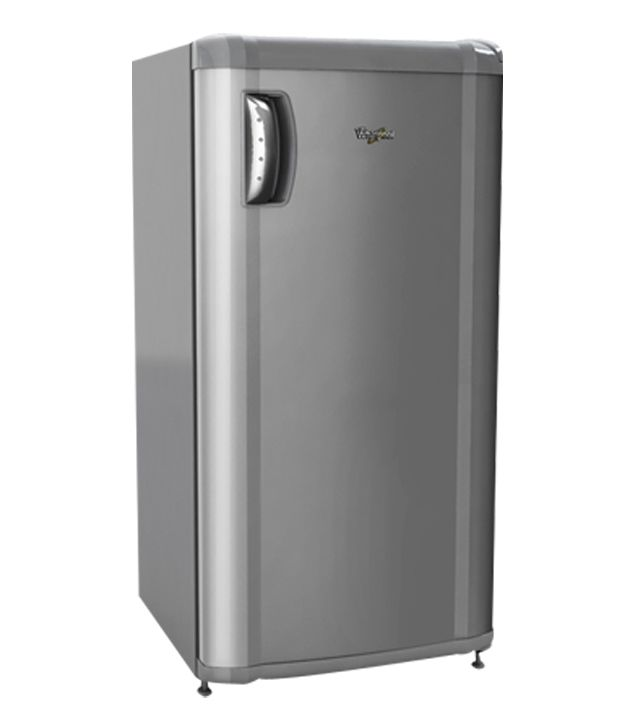 Whirlpool 180 Ltr 195 Mp 4w Single Door Refrigerator Grey