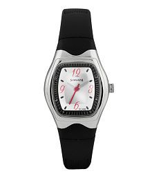 Sonata Nd8989Pp03J Women's Watch