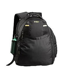 Vip I02 02 Laptop Backpack Black With Yellow