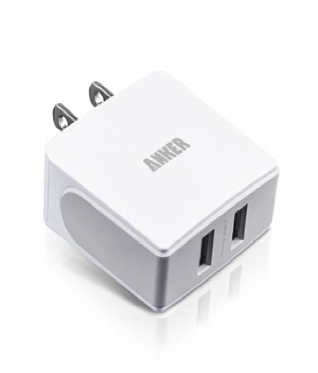 Anker 18W / 3 6A Dual-Port Wall Charger
