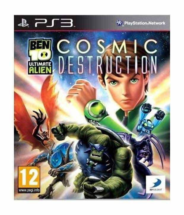 BEN 10: Alien Force Game   PSP - PlayStation