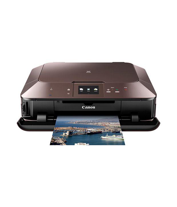 Canon PIXMA MG7170 (Brown) Multifunction Printer