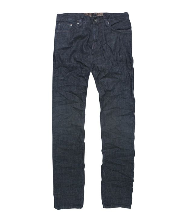Killer Trendy Dark Blue Jeans
