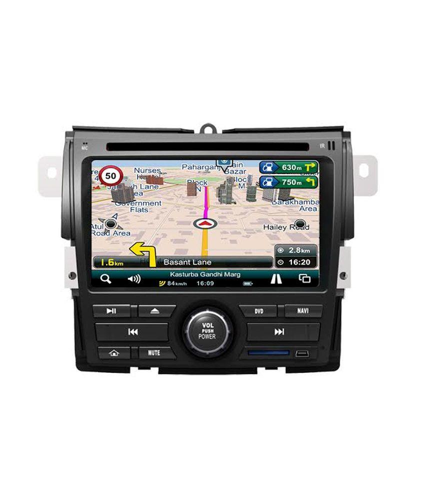 Car Gps System Product : Mapmyindia in car gps navigation avn r honda city buy