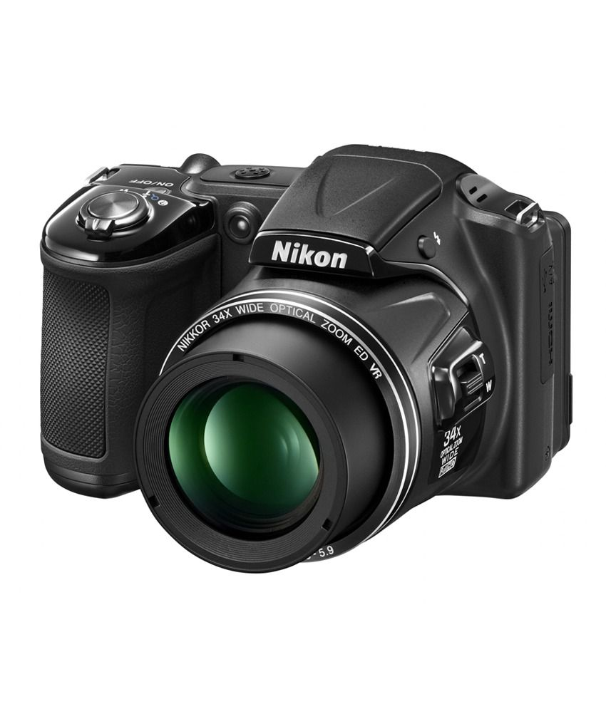 Camera Semi Dslr Cameras nikon coolpix l830 16mp semi slr price in india buy slr