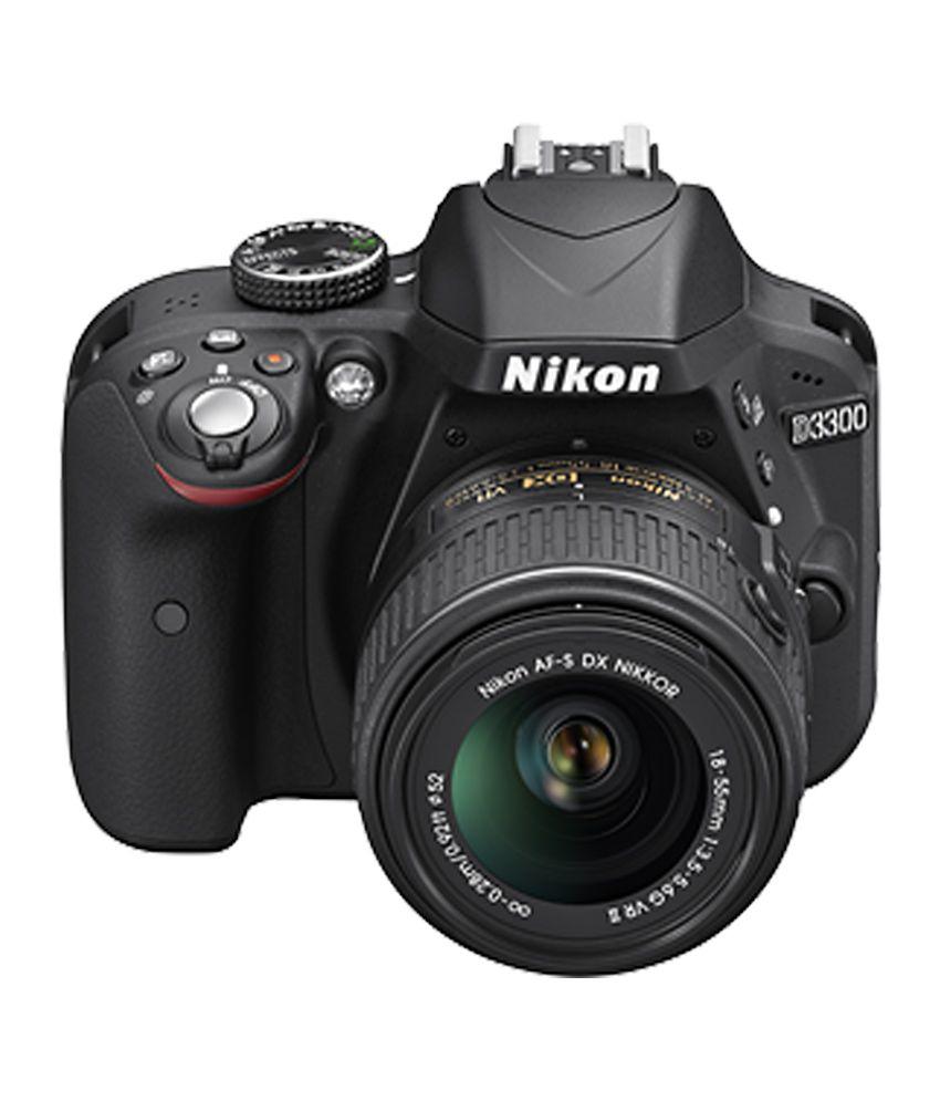 Camera Nikon Dslr Cameras Price In India nikon d3300 with 18 55mm lens price in india buy lens