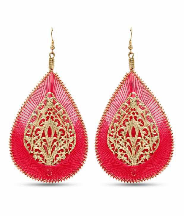 Pari Exuberant Design Earrings