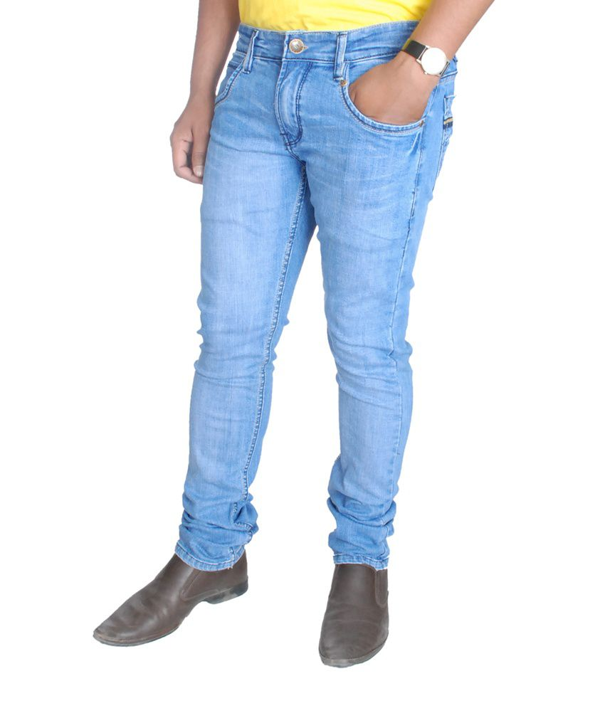 Picador Light Blue Jeans for Men