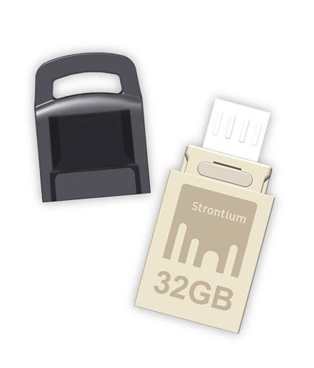 Strontium 32GB OTG Nitro USB 3.0 Pen Drive