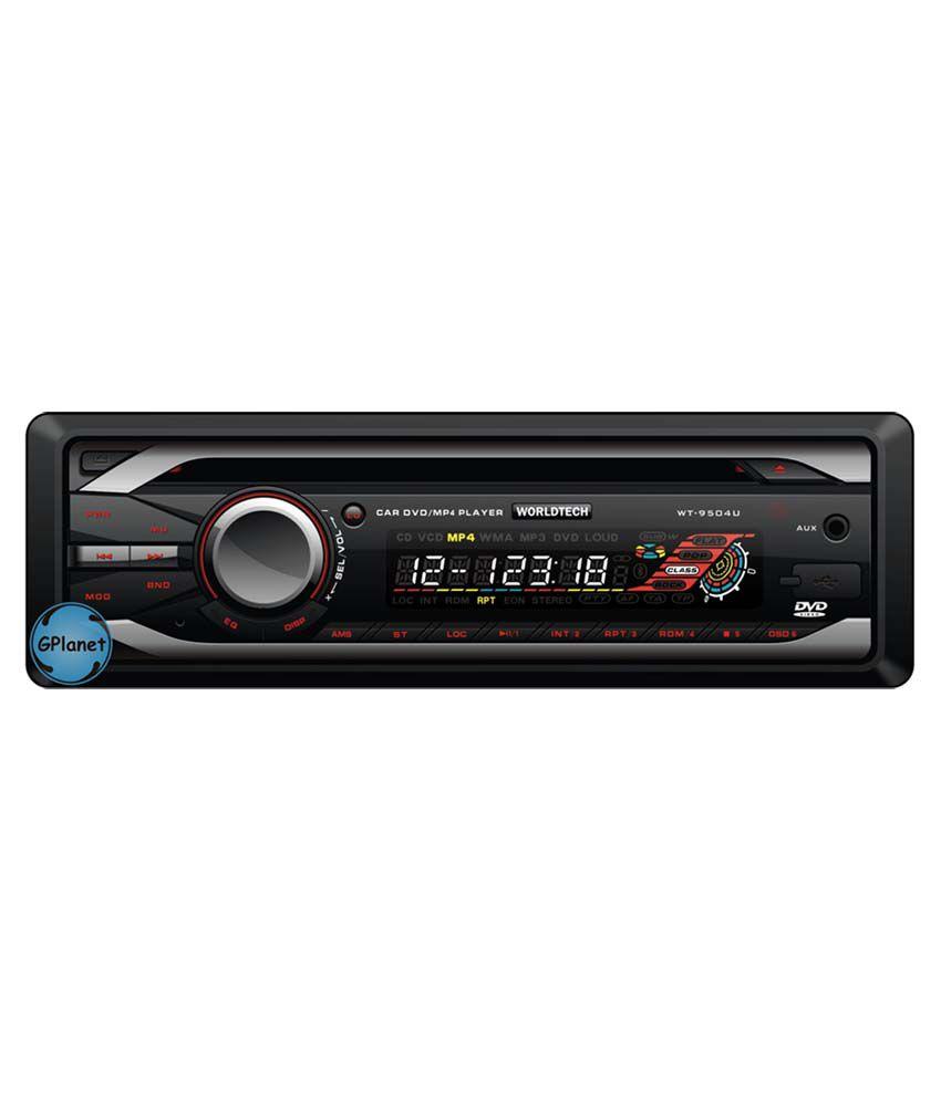 CAR DVD/CD/VCD/AUX/MP3 PLAYER: Buy