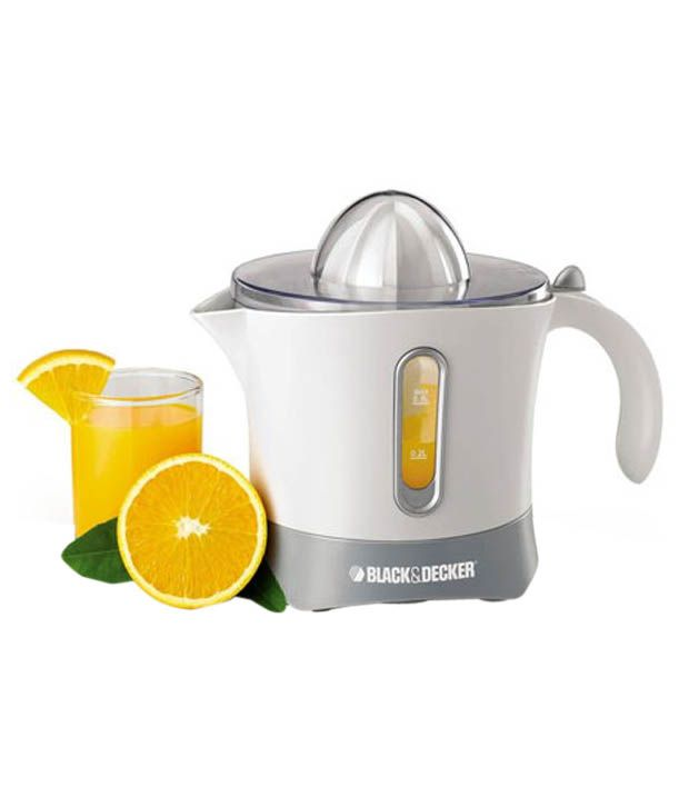 Black & Decker CJ-650 Citrus Juicer