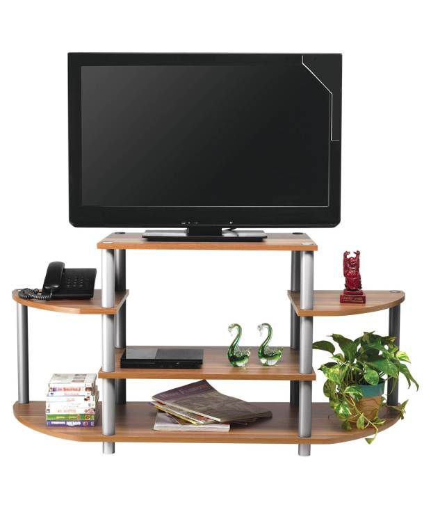 georgia tv rack buy georgia tv rack online at best prices in india. Black Bedroom Furniture Sets. Home Design Ideas