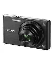 Sony Cybershot W830 20.1MP Digital Camera
