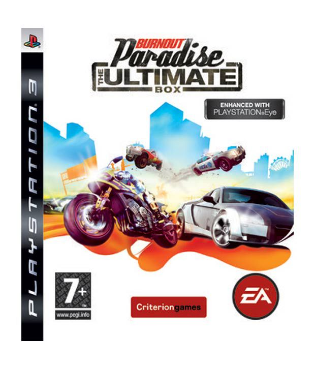 Save 75 on Burnout Paradise The Ultimate Box on Steam