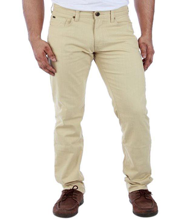 Euro Jeans Beige Morris  Jeans