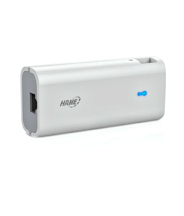 Hame-R1 3G Wifi Router Built-in 4400mah Power Bank