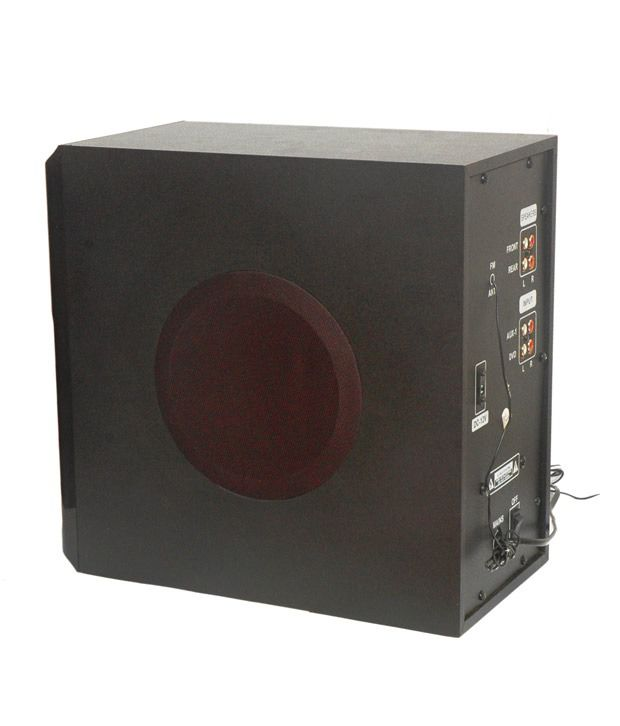 20b6ae93ab0 Buy I Grasp LNK9999 4.1 Speaker System Online at Best Price in India -  Snapdeal