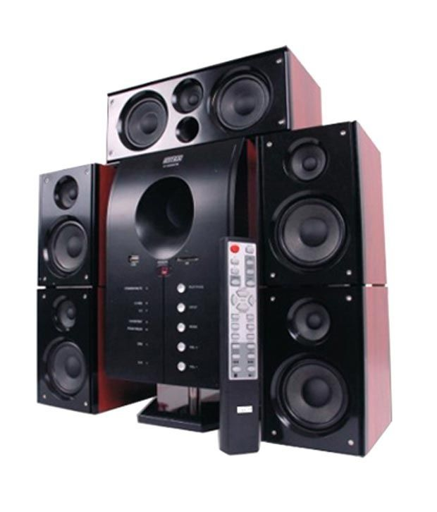 Intex it4850 5.1 Speaker System
