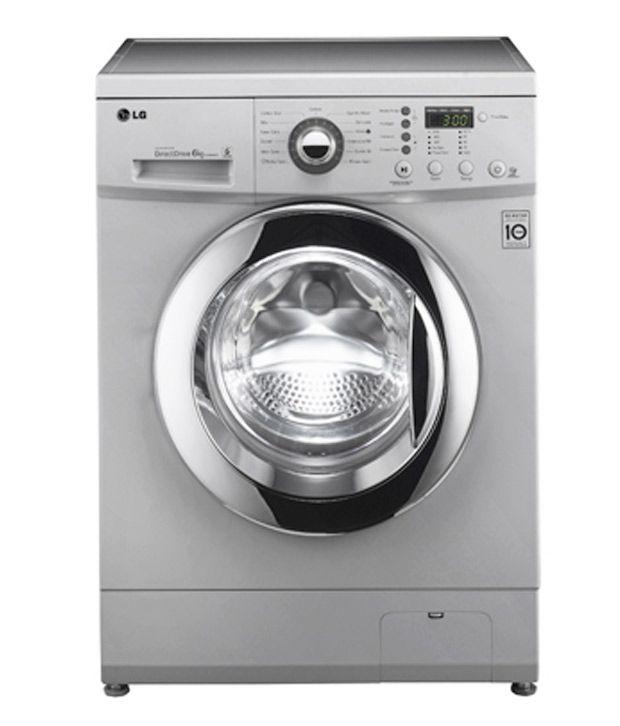 LG F12B4WDL25 Front Load 6.5 Kg Washing Machine Price in ...