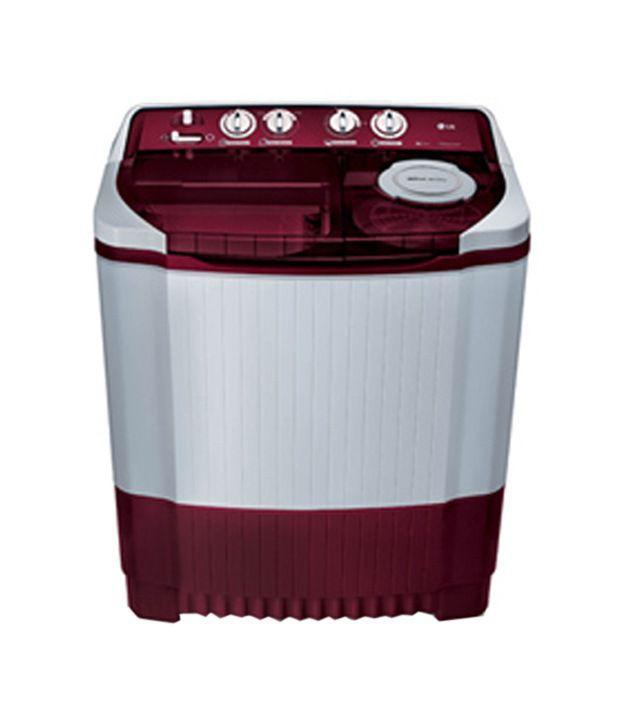 LG P9032R3S 8 Kg Semi-Automatic Washing Machine