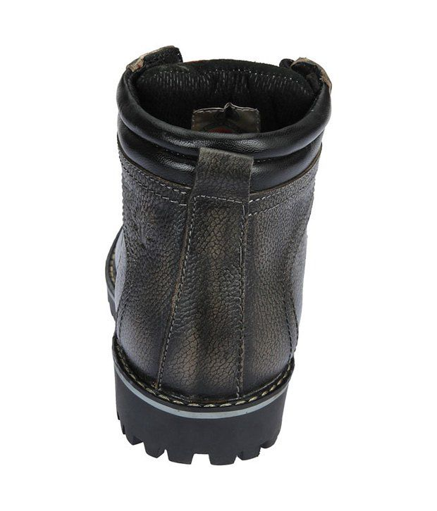 Mens Boots Leather sole