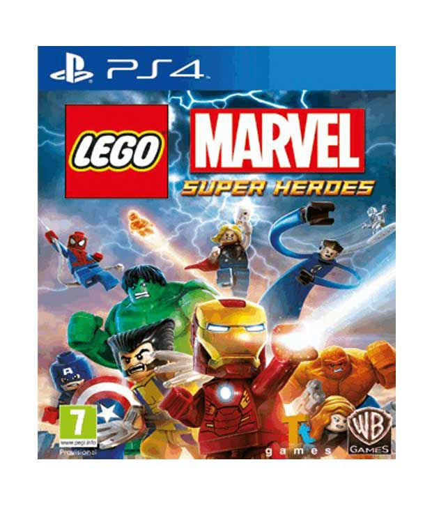 Buy lego marvel super heroes ps4 online at best price in india snapdeal - Jeux de lego avengers gratuit ...