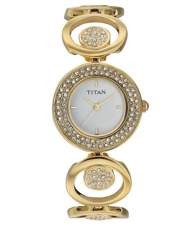 titan 9846ym01 analog womens watch price in india buy