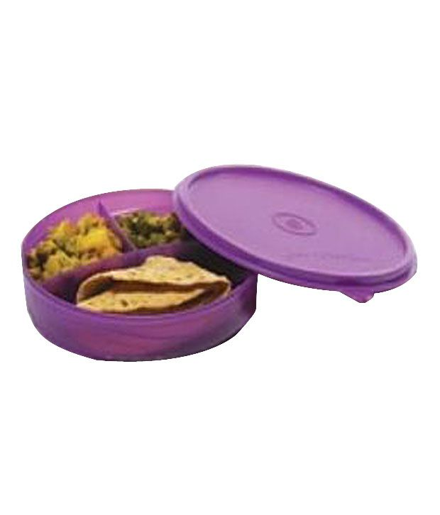 Sectioned Tupperware: Tupperware Divided Dish (Set Of 2): Buy Online At Best