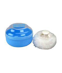 Mee Mee Baby Soft Powder Puff_Blue
