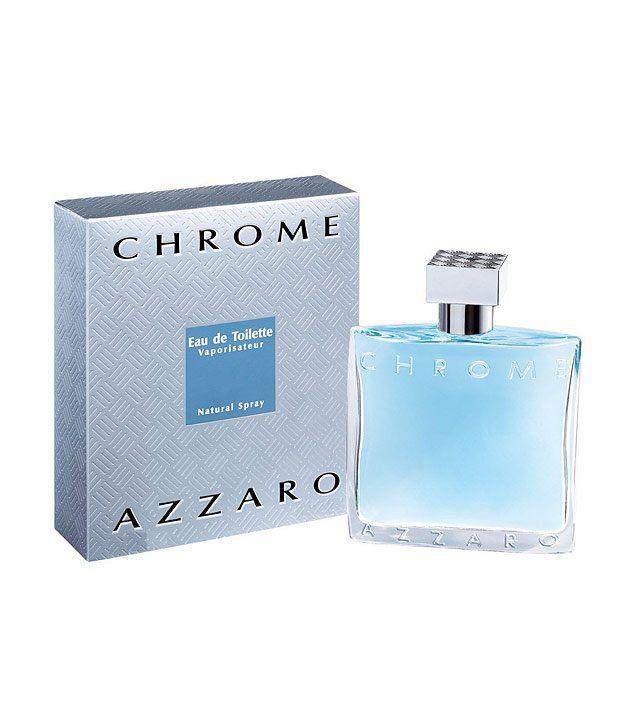 Azzaro Chrome Men Edt 50Ml