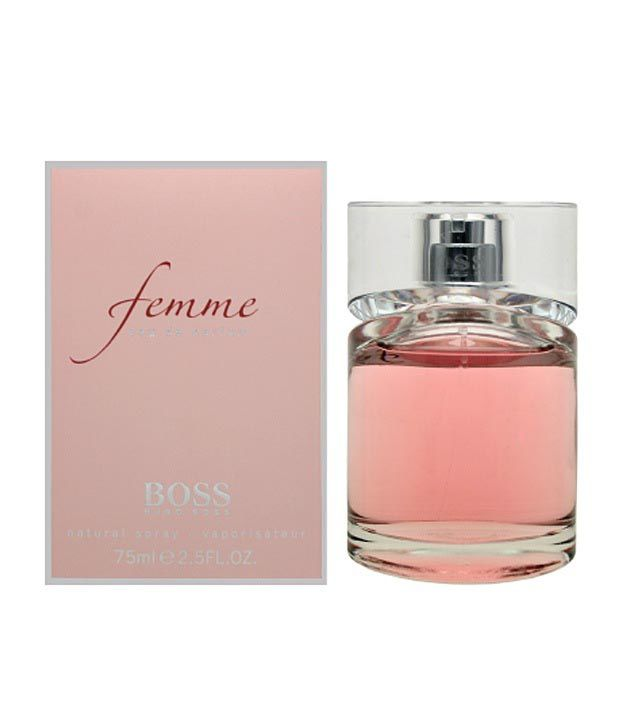dd829376d2 Boss Perfume Femme 75Ml: Buy Online at Best Prices in India - Snapdeal