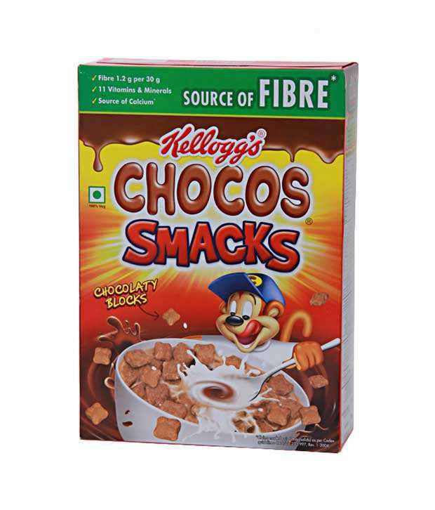 Kellogg's Chocos Smacks 390 g