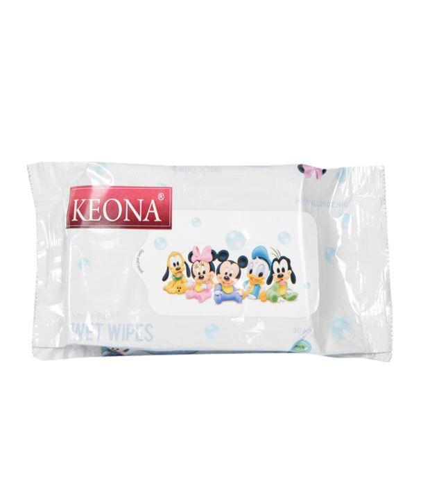 Keona Kidz Cute Pink Baby Blanket & Teddy Set