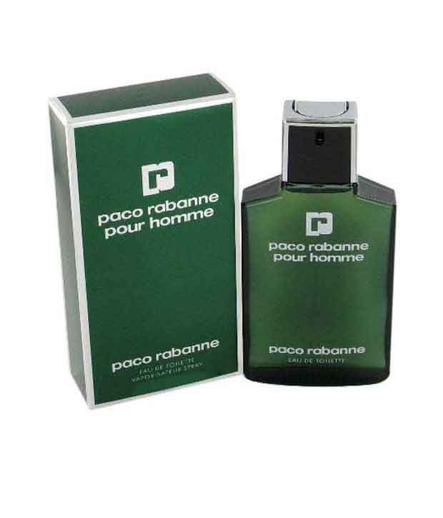4b27457894 Paco Perfume Pour Homme Edt 100Ml  Buy Online at Best Prices in India -  Snapdeal