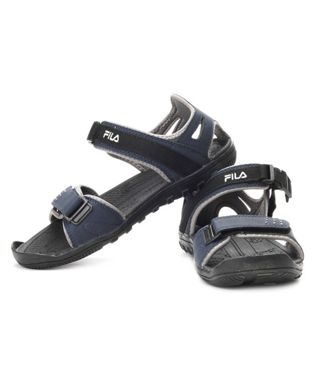 73cd6bc5ea23 Fila Blue Floater Sandals - Buy Fila Blue Floater Sandals Online at Best  Prices in India on Snapdeal