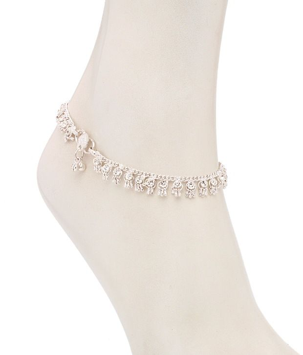 Sukkhi Pretty Pair of Anklet