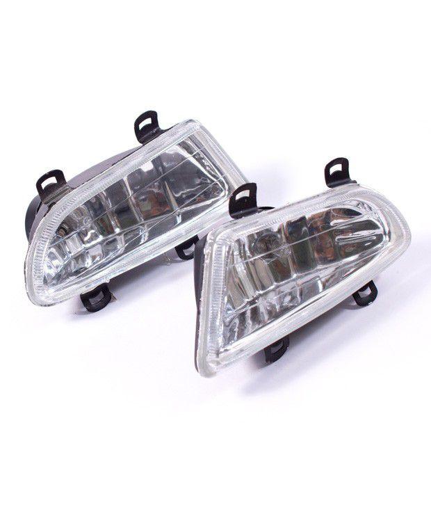 Annexe Hyundai Accent Fog Light Lamp Set Of 2 Pcs Buy