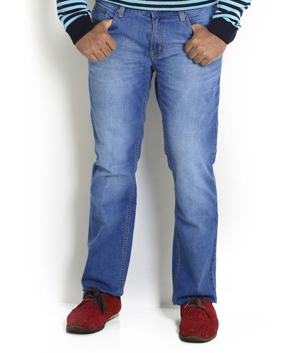 Globus Blue Regular  Jeans