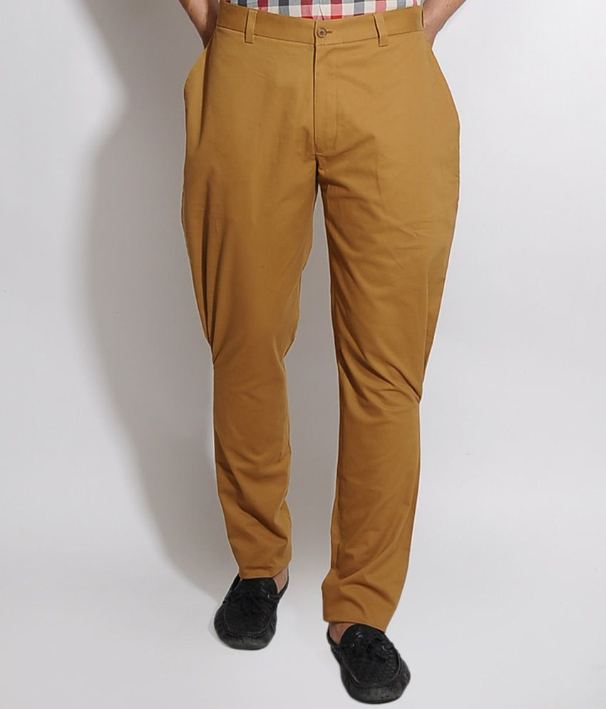 I Know Camel Jodhpuri Trouser