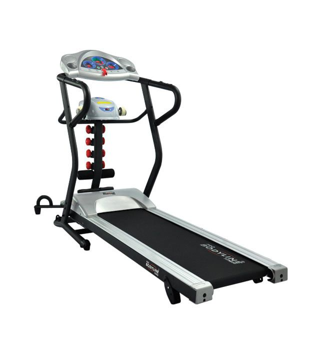 Pro Bodyline Motorised Treadmill Multi 7 In 1 788: Buy