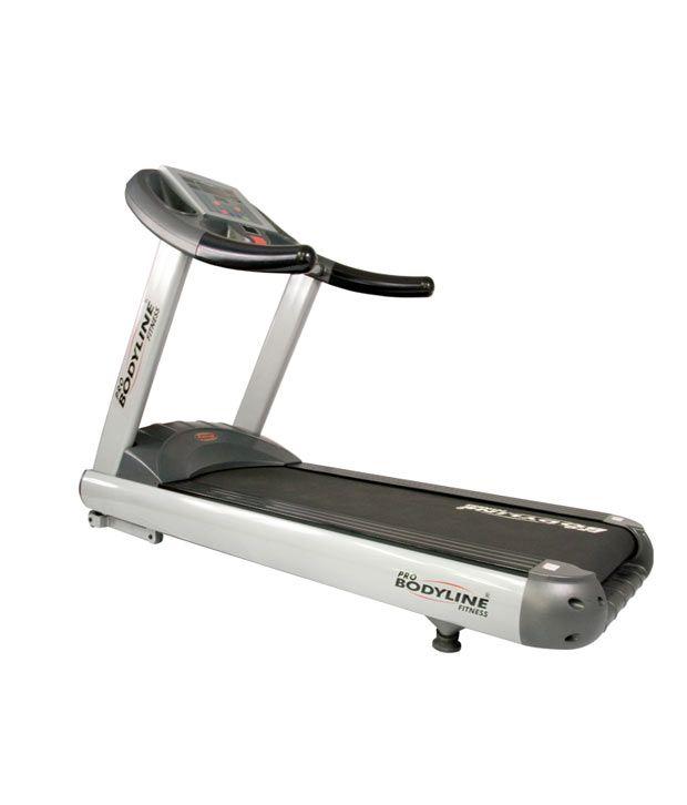 Pro Bodyline Motorised Treadmill754