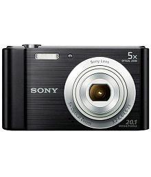 Sony Cybershot W800 20.1MP Digital Camera