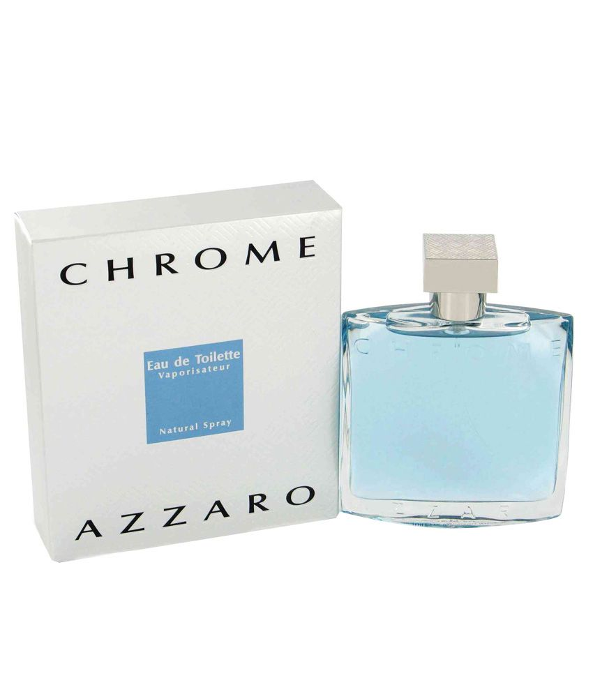 Azzaro Chrome Men Edt 100Ml